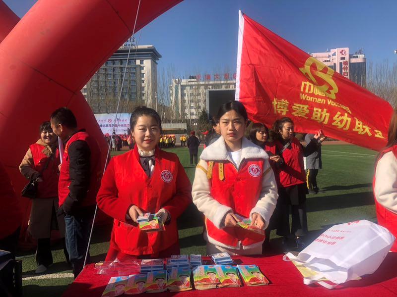3.5榆林市中心血站开展学雷锋志愿服务活动